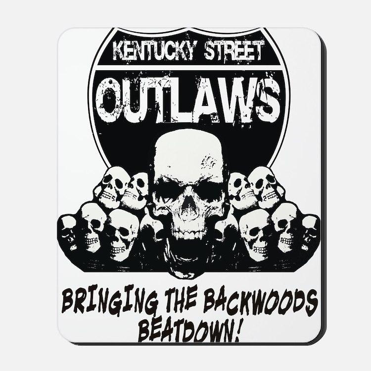 KENTUCKY STREET OUTLAWS ORIGINAL Mousepad