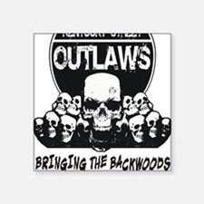 "KENTUCKY STREET OUTLAWS ORI Square Sticker 3"" x 3"""