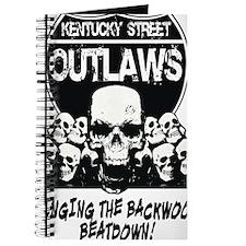 KENTUCKY STREET OUTLAWS ORIGINAL Journal