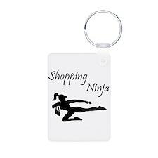 Shopping Ninja Keychains