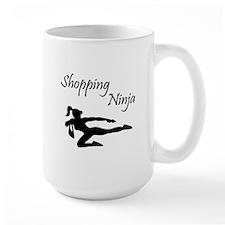 Shopping Ninja Mugs