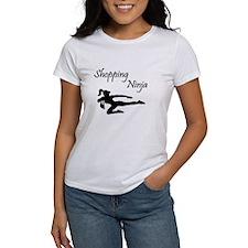 Shopping Ninja T-Shirt