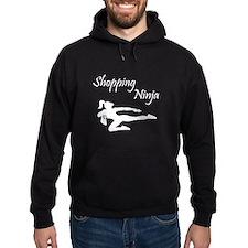 Shopping Ninja Hoodie