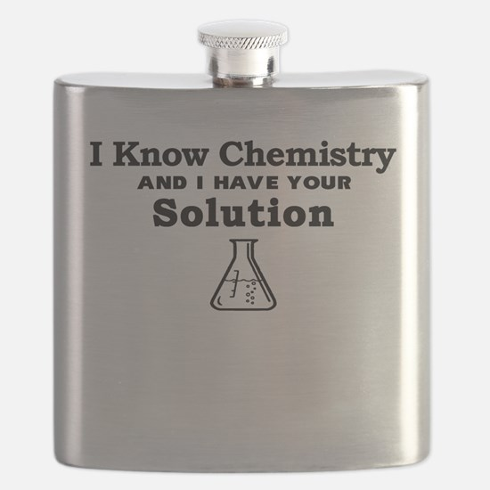 Chemistry Solution Flask