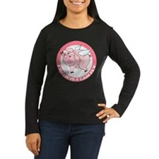 Inspirational Flying Pig T-Shirt