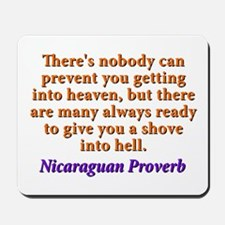 Theres Nobody Can Prevent You - Nicaraguan Mousepa