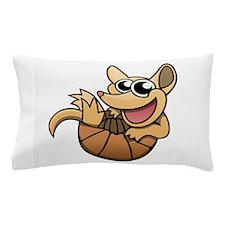 Cartoon Armadillo Pillow Case