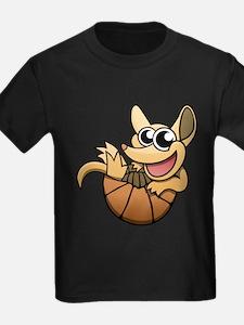 Cartoon Armadillo T-Shirt