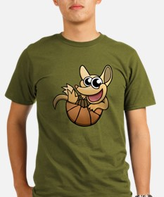 Cartoon Armadillo T-Shirt