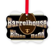 Barrelhouse Cask Ornament
