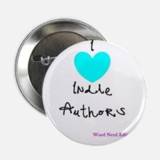 "I heart Indie Authors 2.25"" Button"