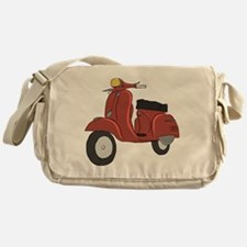 Vespa Super Sport Messenger Bag