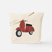 Vespa Super Sport Tote Bag