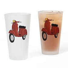 Vespa Super Sport Drinking Glass