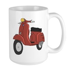 Vespa Super Sport Mugs