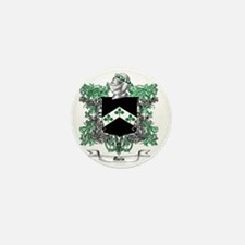 Davis Family Crest 1 Mini Button
