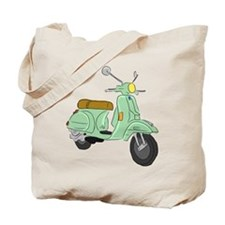 Vespa PX Sketch Tote Bag