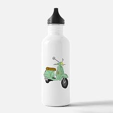Vespa PX Sketch Water Bottle