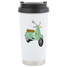 Vespa PX Sketch Travel Mug