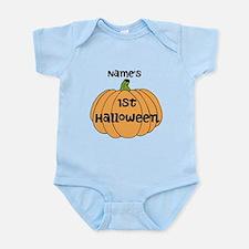 Custom 1st Halloween Infant Bodysuit