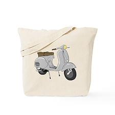 Vespa GS Sketch Tote Bag