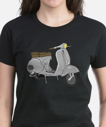 Vespa GS Sketch T-Shirt