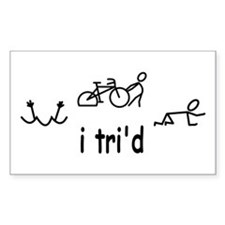 i trid Decal