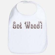 Got Wood? Bib