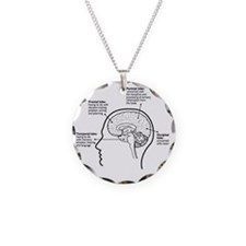 Brain Functions Necklace