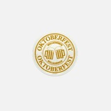 Oktoberfest Seal Mini Button