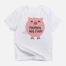 friends not food Infant T-Shirt