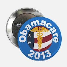 """Obamacare 2.25"""" Button"""