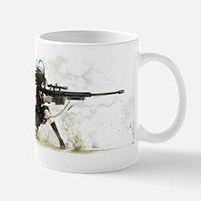 Anime Sniper Girl Mug