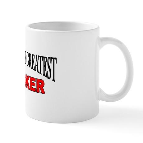"""The World's Greatest Slacker"" Mug"