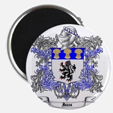 Jones Family Crest 2 Magnet