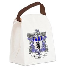 Jones Family Crest 2 Canvas Lunch Bag