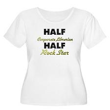 Half Corporate Librarian Half Rock Star Plus Size