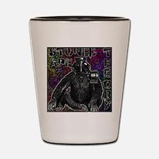 Stoned ape THeory V Shot Glass