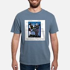 Cute Jersey Mens Comfort Colors Shirt