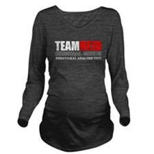 Team Reid Long Sleeve Maternity T-Shirt
