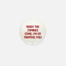 Zombies Mini Button (10 pack)