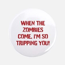 """Zombies 3.5"""" Button"""