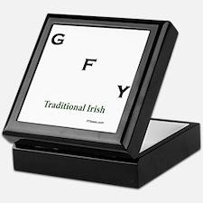GFY Keepsake Box