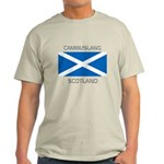 Cambuslang Scotland Light T-Shirt