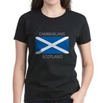 Cambuslang Scotland Women's Dark T-Shirt