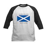Cambuslang Scotland Kids Baseball Jersey