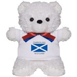 Cambuslang Scotland Teddy Bear