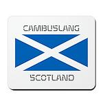 Cambuslang Scotland Mousepad