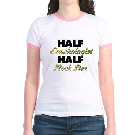 Half Conchologist Half Rock Star T-Shirt