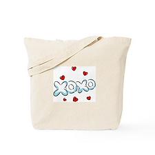 Hugs & Kisses XOXO Tote Bag
